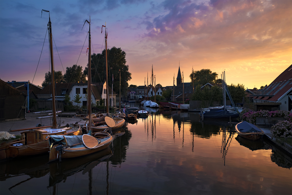 De leukste watersportactiviteiten in Balk en Heeg