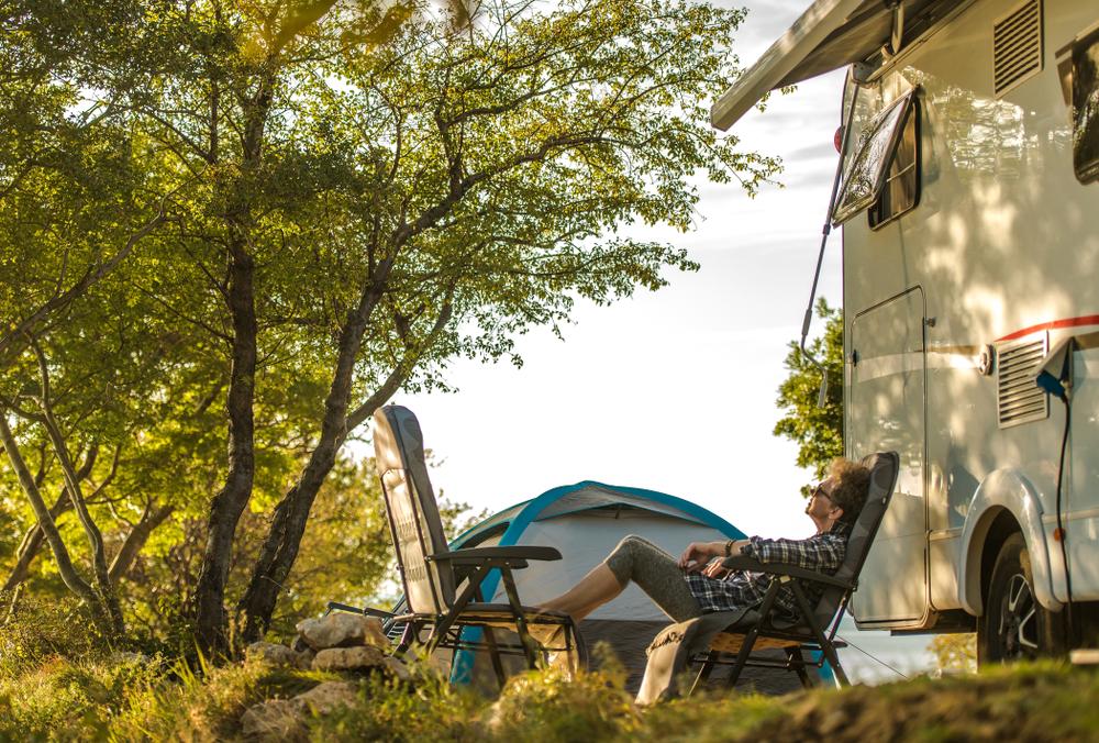 Vrijheid, blijheid (en veiligheid) in de camper
