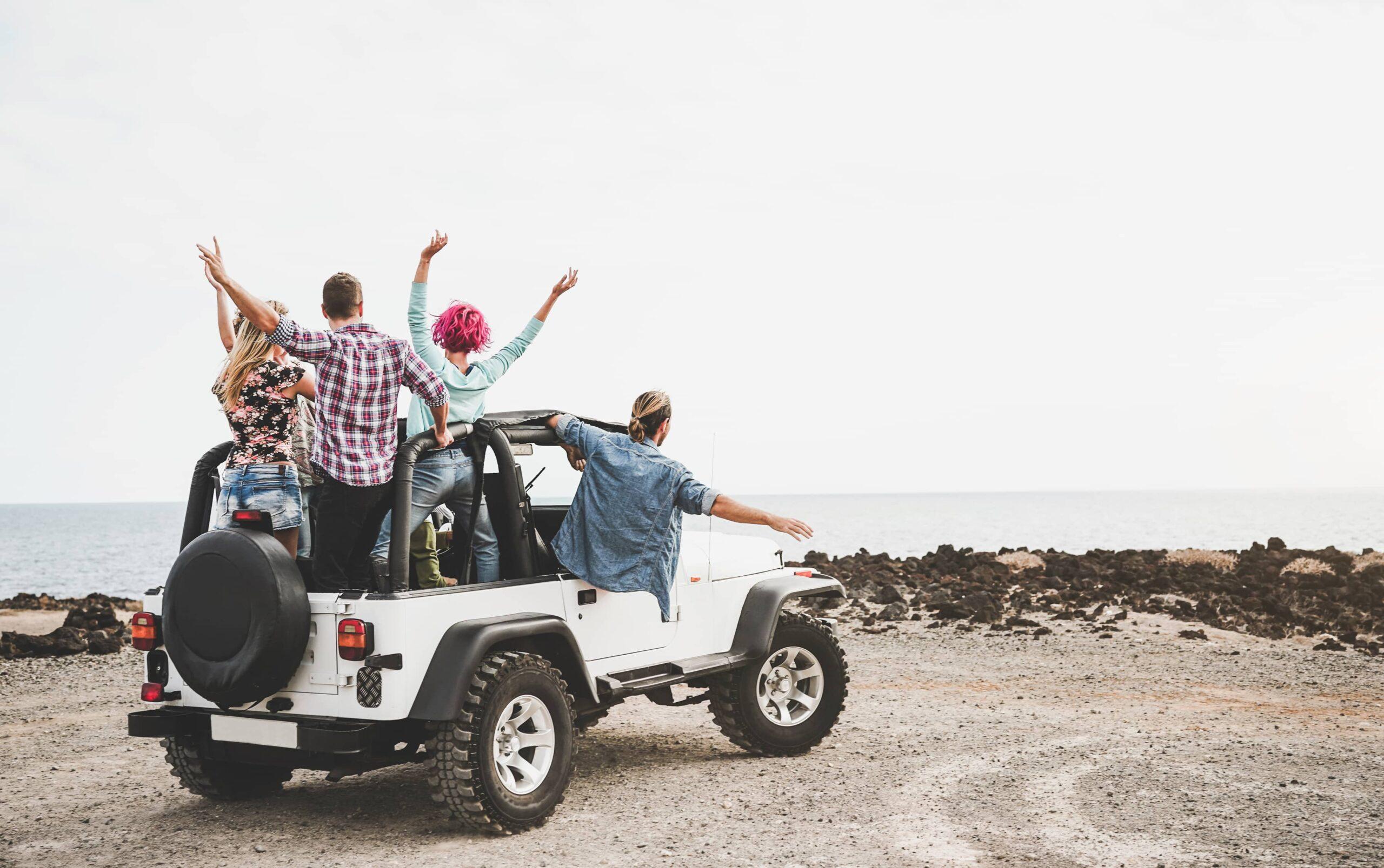Het ultieme stappenplan voor het plannen van jouw roadtrip