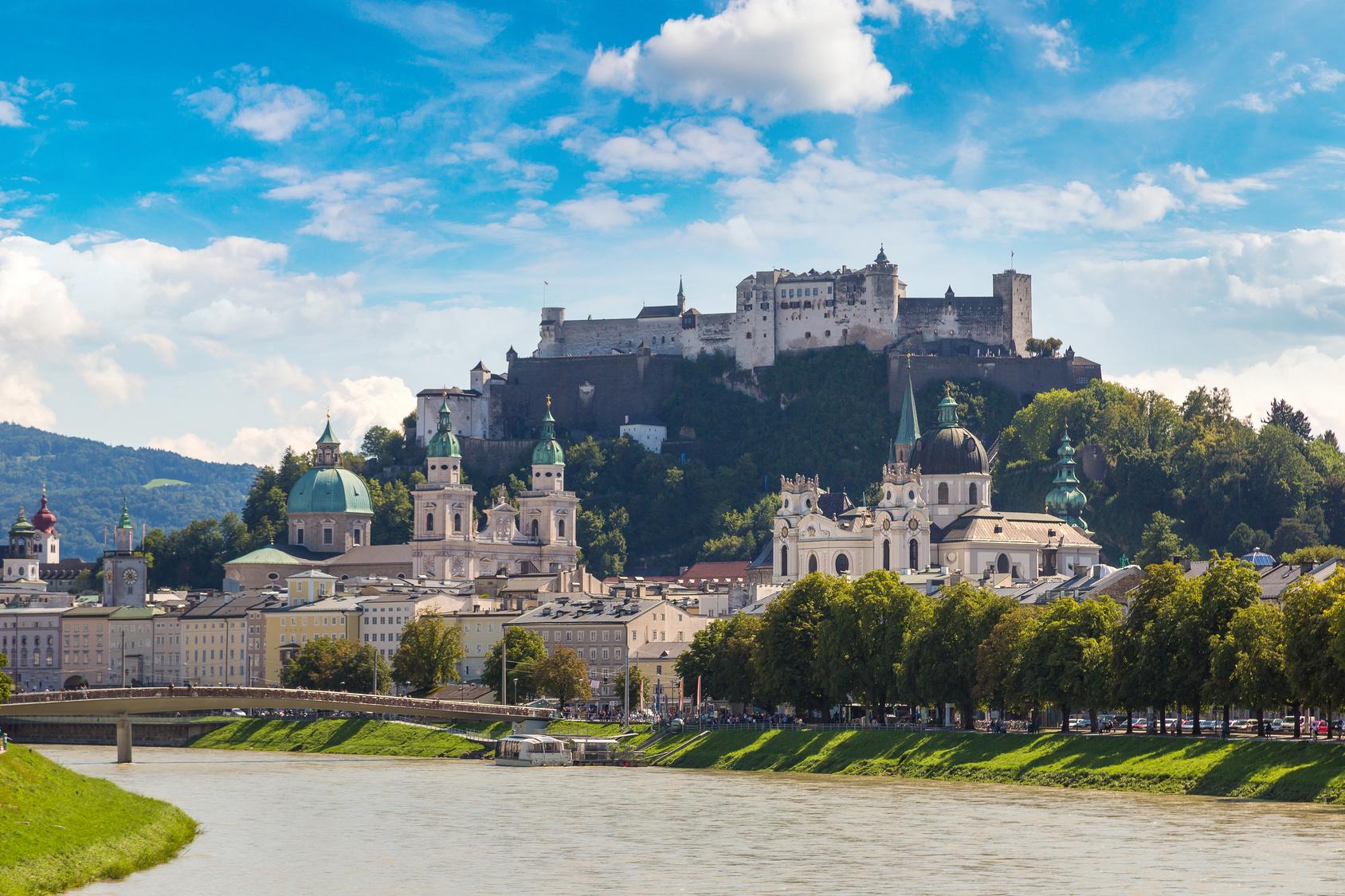 12- daagse Rondreis Passau – Wenen – Boedapest