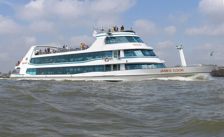 Dagtocht: busreis met bootcruise 2e Maasvlakte