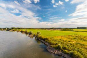 Nederland IJssel Overijssel