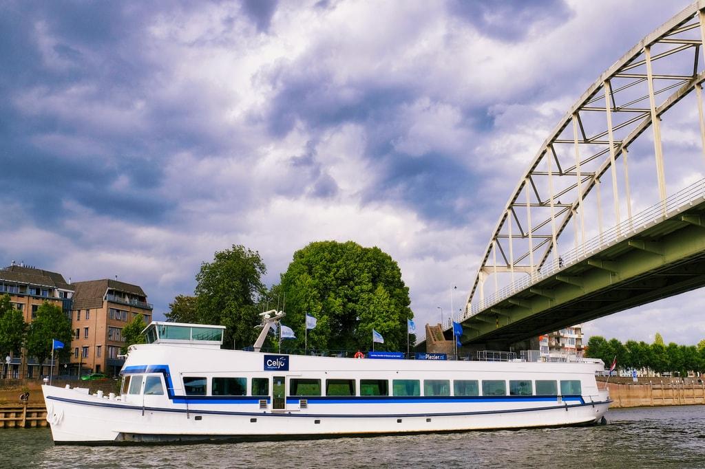 Paasmaandag IJsselcruise Doesburg naar Zwolle