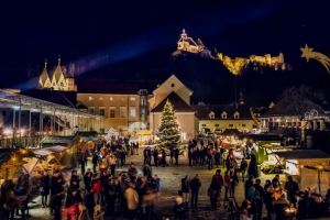 Advent in Friesach