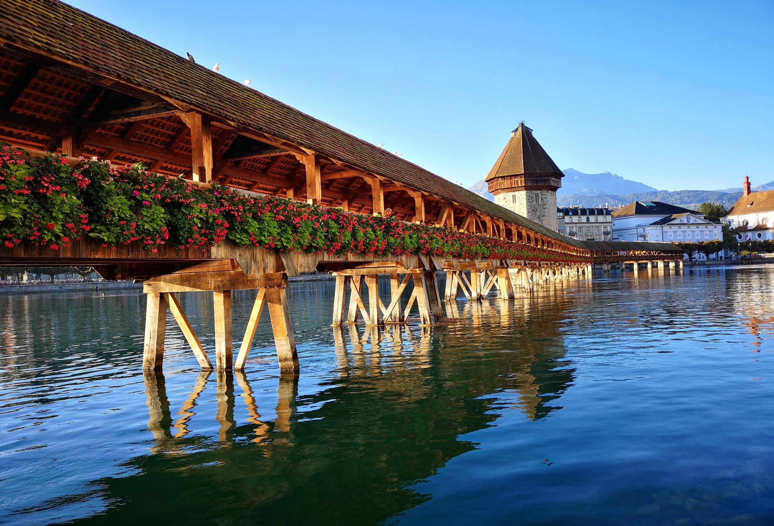 """Herfstsprookje Zwitserland """"In de voetsporen van de Glacier Express"""""""