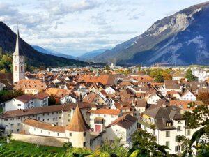 Swiss oldest town