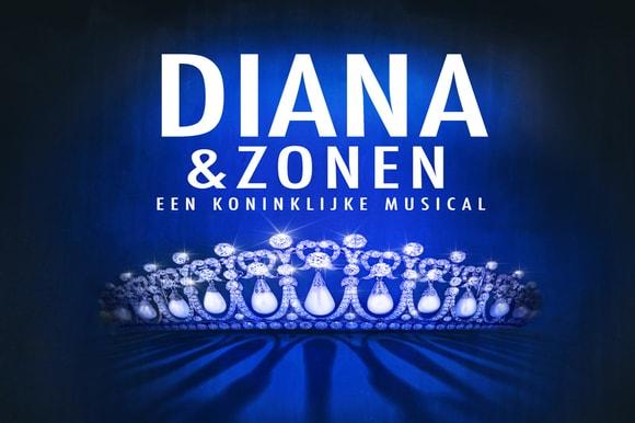 Dagtocht Diana & Zonen, een Koninklijke musical