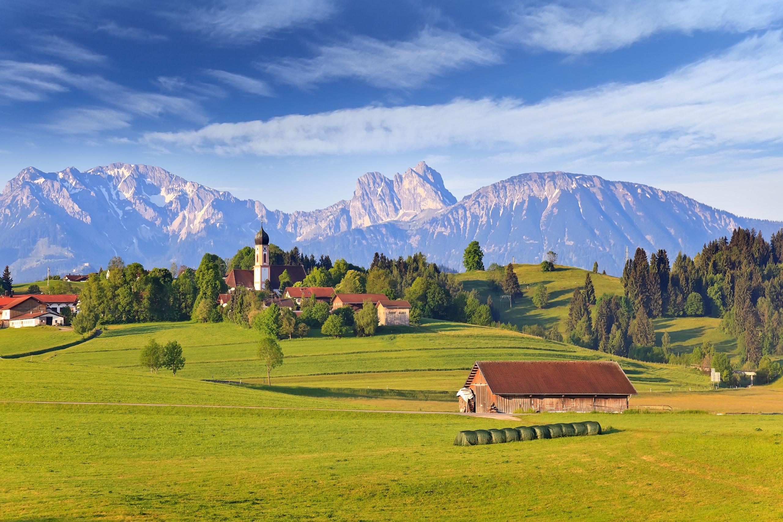 5-daagse busreis Gouden Herfst Beieren