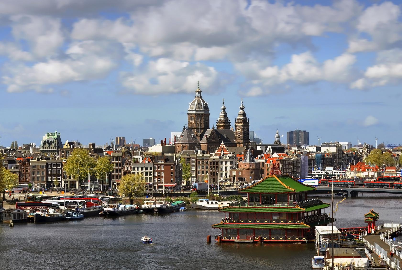 Unieke rondvaart Amsterdam