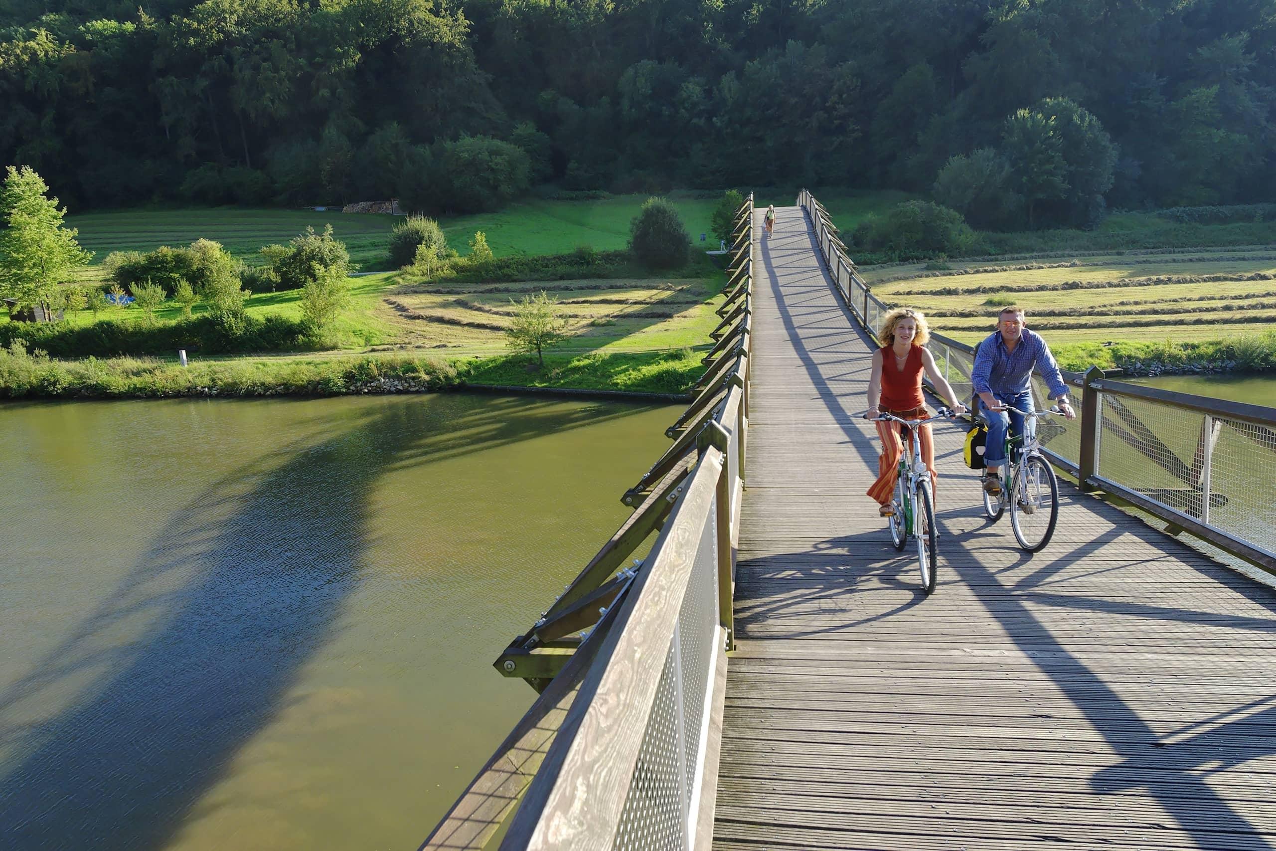5-daagse (fiets)vakantie in het Taunusgebergte